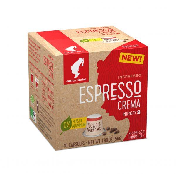 אספרסו קרמה חוזק 8 תואם נספרסו