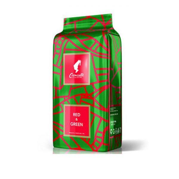 קפה קרם קפה אדום וירוק